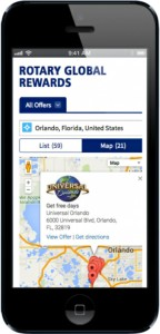 Rotary-Global-Rewards-mobile-map-Orlando-Universal